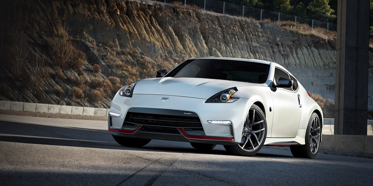 Wallpaper nissan 370z nismo 2016