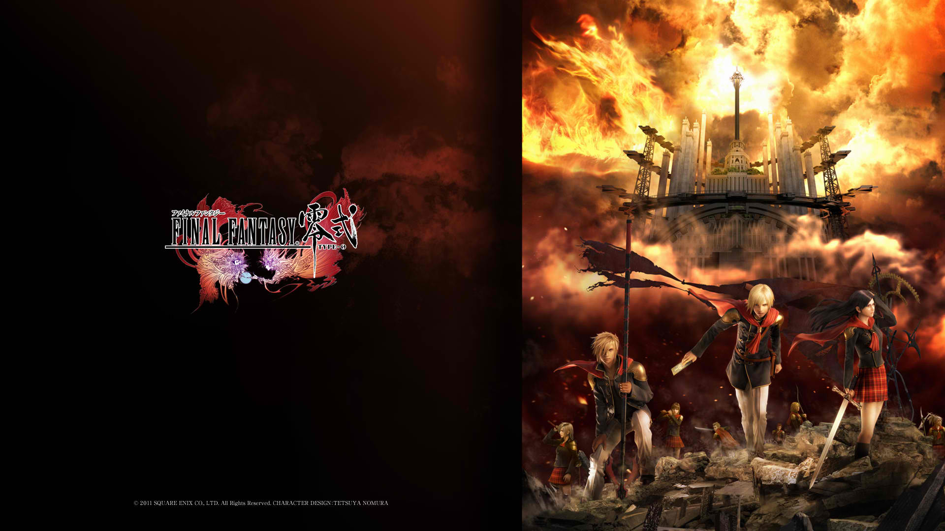 Final Fantasy Type 0 Hd Games 4k Wallpapers Images: Final Fantasy Type 0 Wallpaper