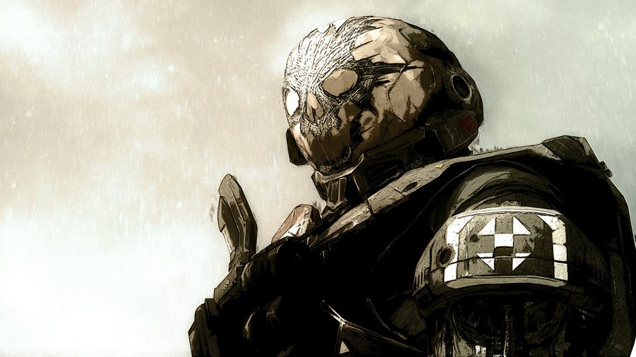 49 Halo Reach Emile Wallpapers On Wallpapersafari