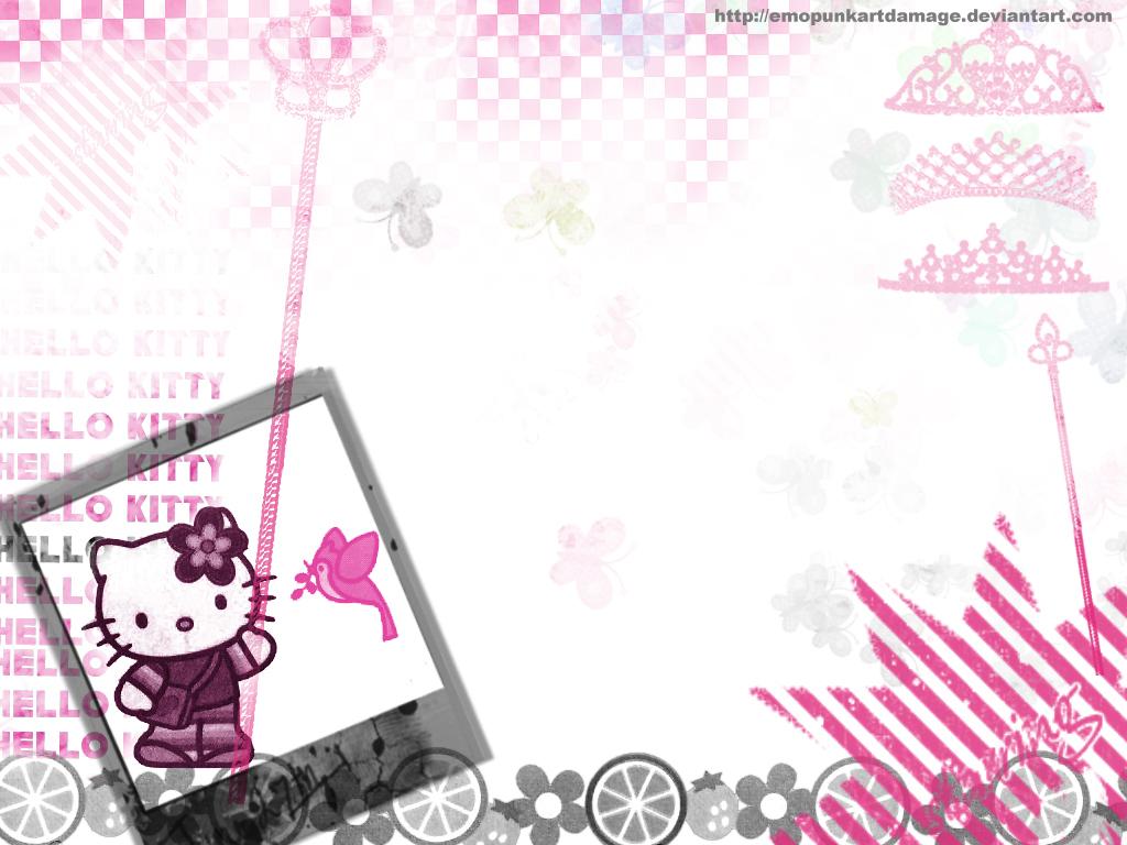 hello kitty wallpaper hello kitty wallpaper pink cute hello kitty 1024x768