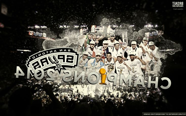 San Antonio Spurs Wallpaper Champions HD4Wallpapernet 736x460