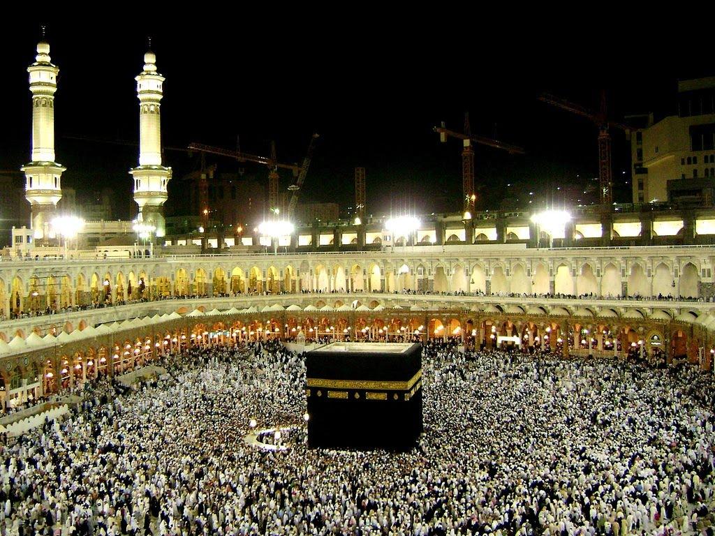 Makkah Wallpapers Holy Place Makkah wallpaper pictures Mecca 1024x768