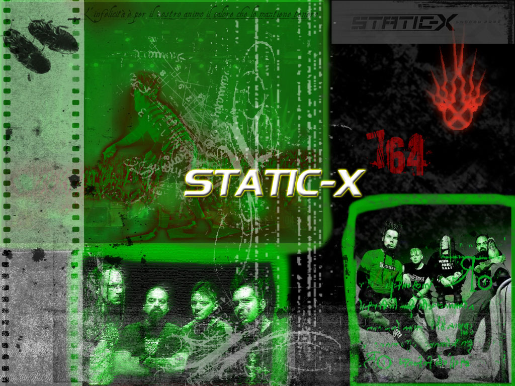 Static X   11   BANDSWALLPAPERS wallpapers music wallpaper 1024x768