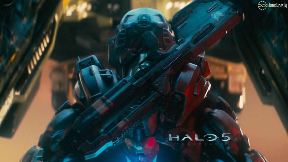 Halo 5 Guardians   Desktop Wallpaper und Smartphone Hintergrnde 978x550