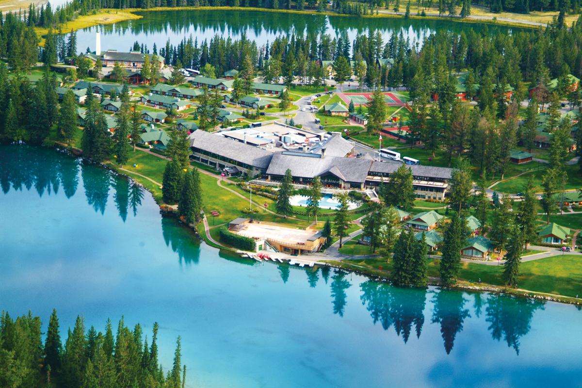 Fairmont Jasper Park Lodge Experiences by Sunquest 1200x800