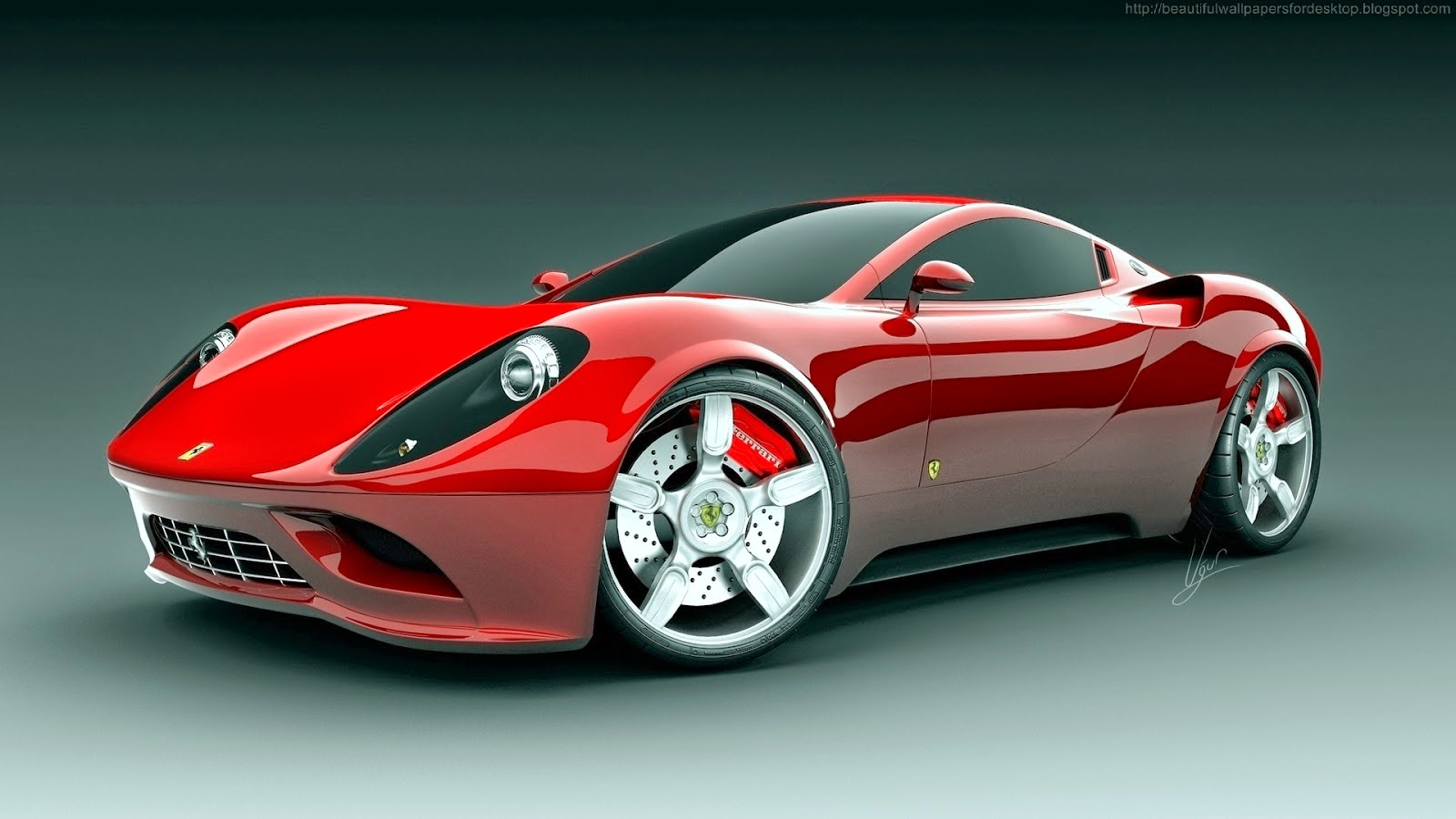 Beautiful Wallpapers Beautiful Red Cars Wallpapers Desktop 1600x900