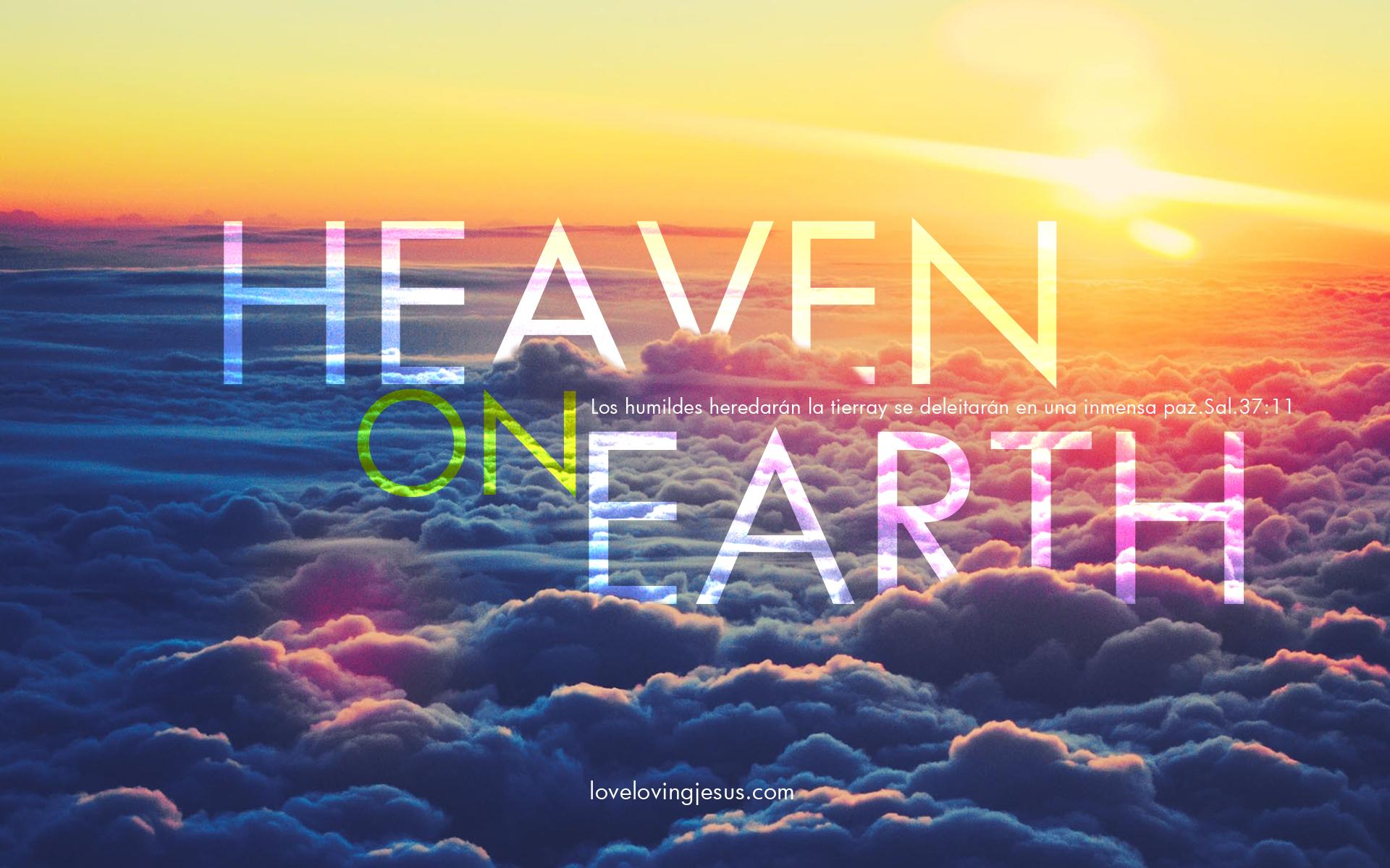 wallpaper20 heaven on earth 1920x1200