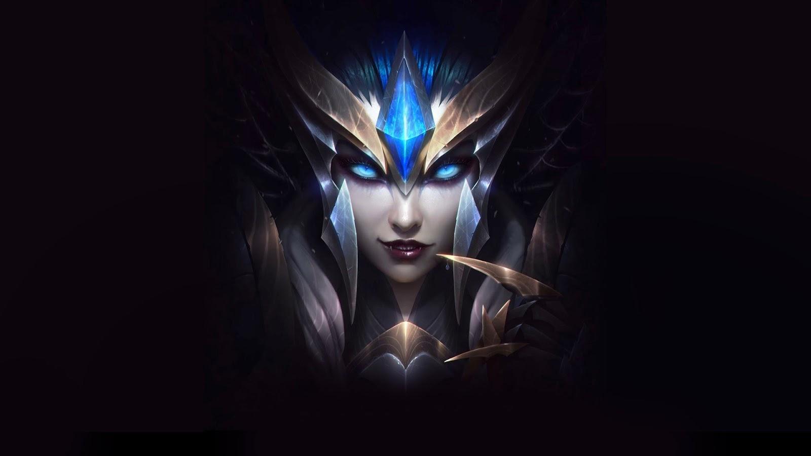 League of Legends Champions   Elise   LOL Wallpaper 1600x900