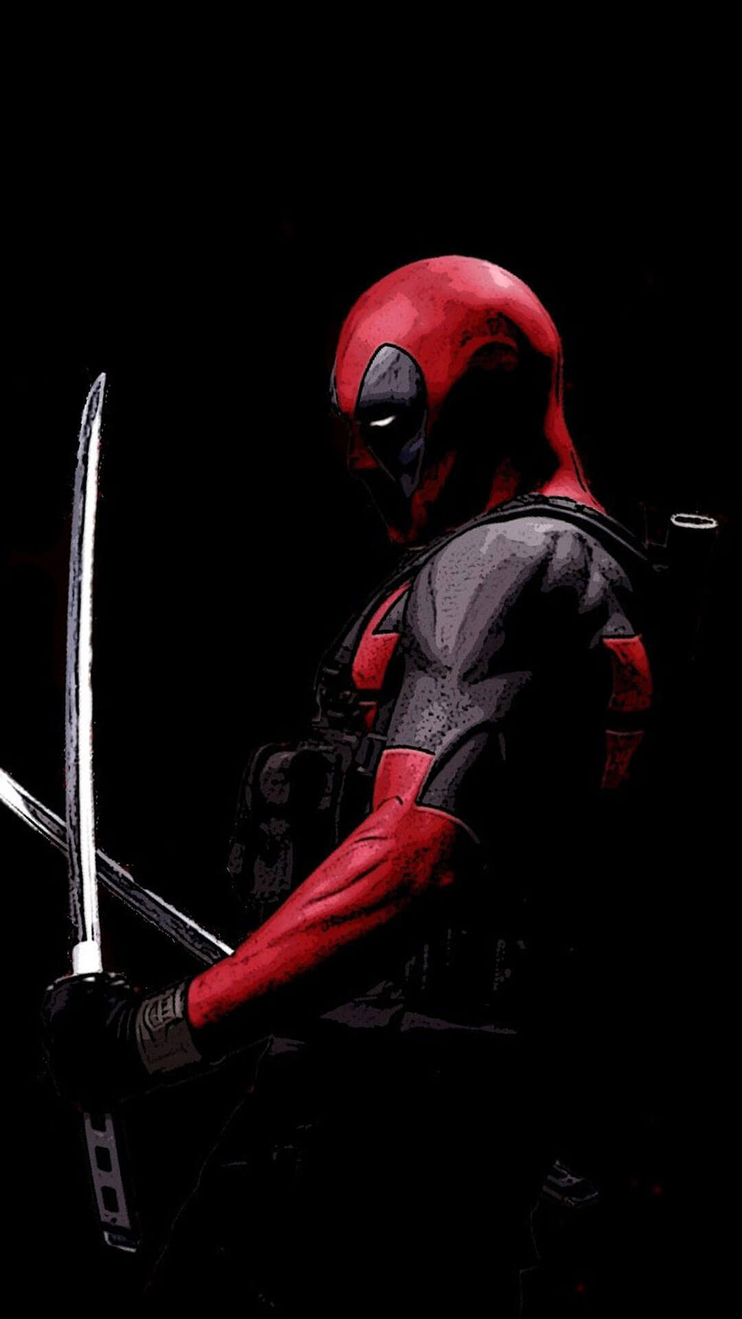 Deadpool Movie iPhone Wallpaper iPhone 5 iPhone 6 iPhone 6s and 1080x1920
