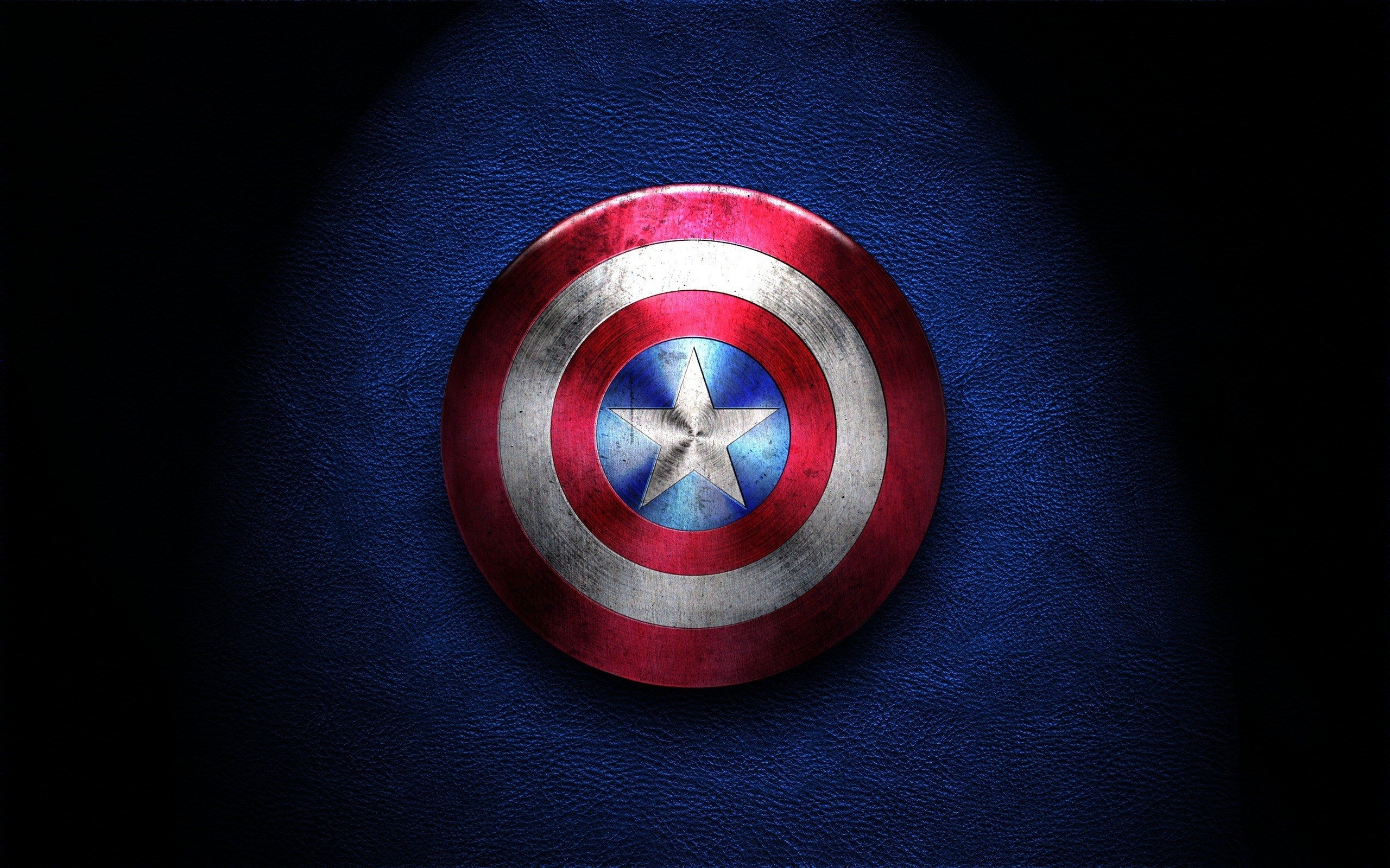 Captain America Logo Wallpaper Wallpapersafari