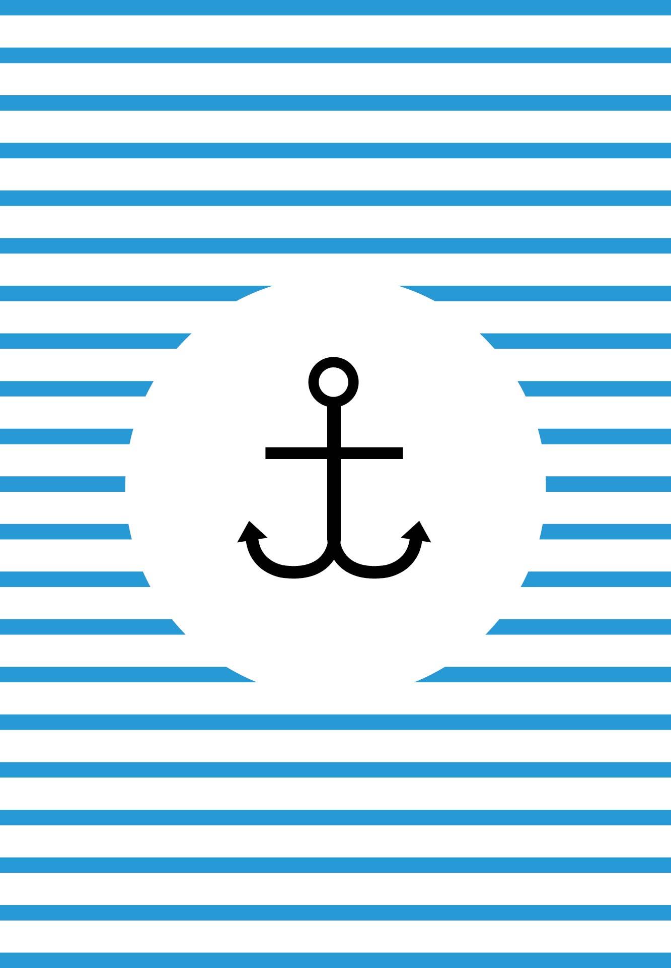 anchor wallpaper for iphone wallpapersafari