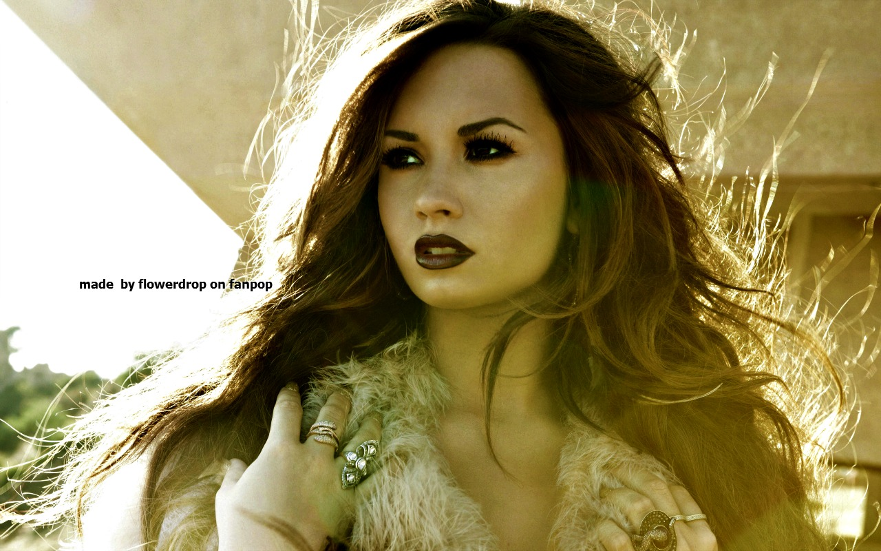 Demi Wallpaper   Demi Lovato Wallpaper 33028754 1280x800