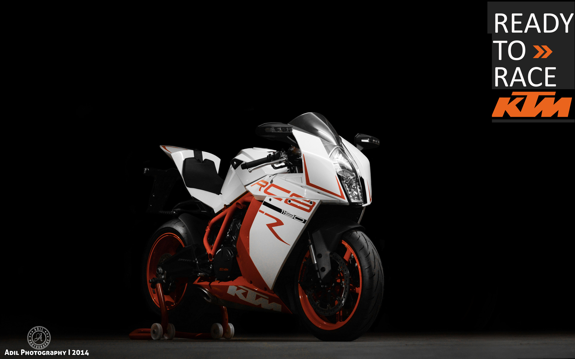 KTM 1190 RC8 Wallpaper 10445 1920x1200