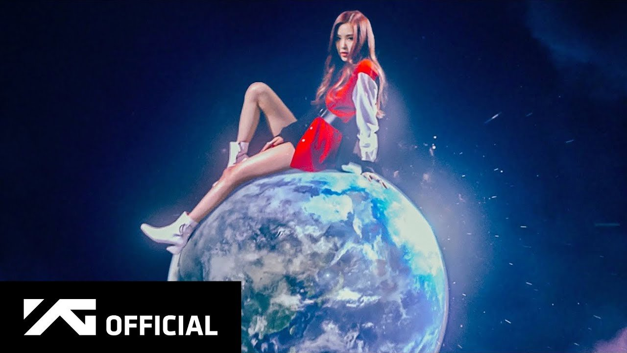 BLACKPINK   WHISTLE MV 1280x720
