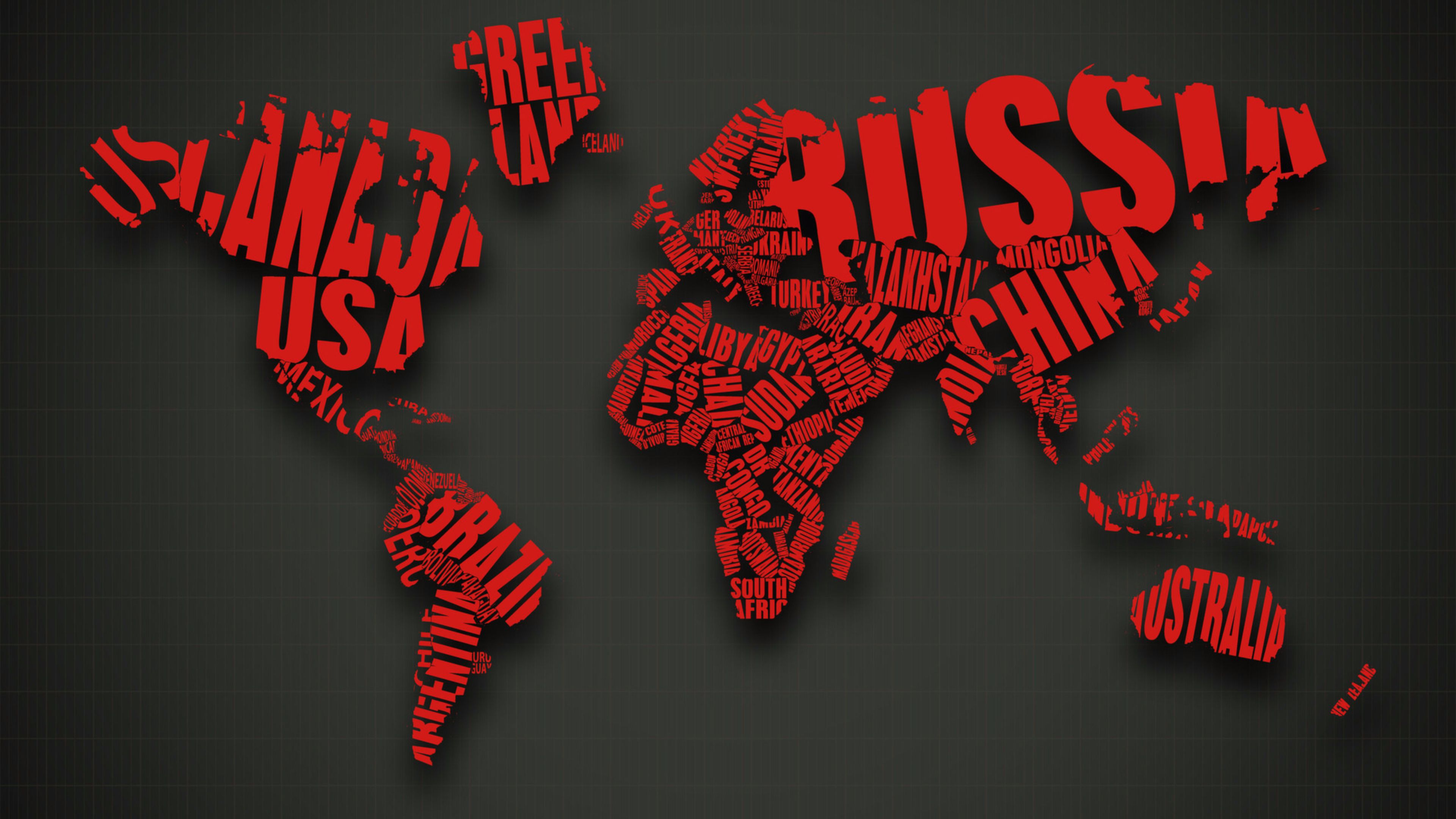 Free Download World Map Abstract 4k Wallpaper 3840x2160 For Your
