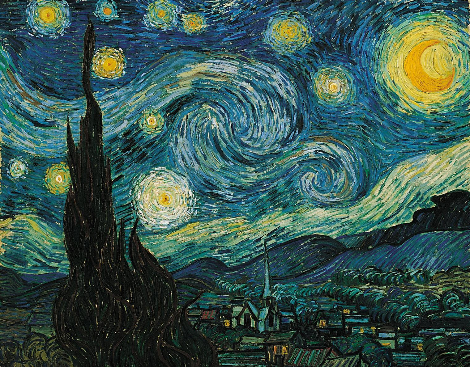 Famous Post Impressionist Paintings Amazing Wallpapers 1520x1188