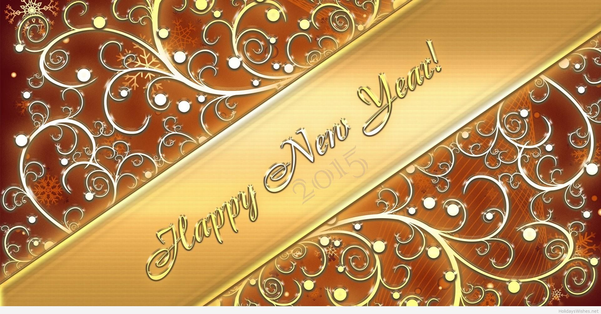 20 Best Colorful Happy New Year Wallpapers 2015 Smash Blog Trends 1920x1004
