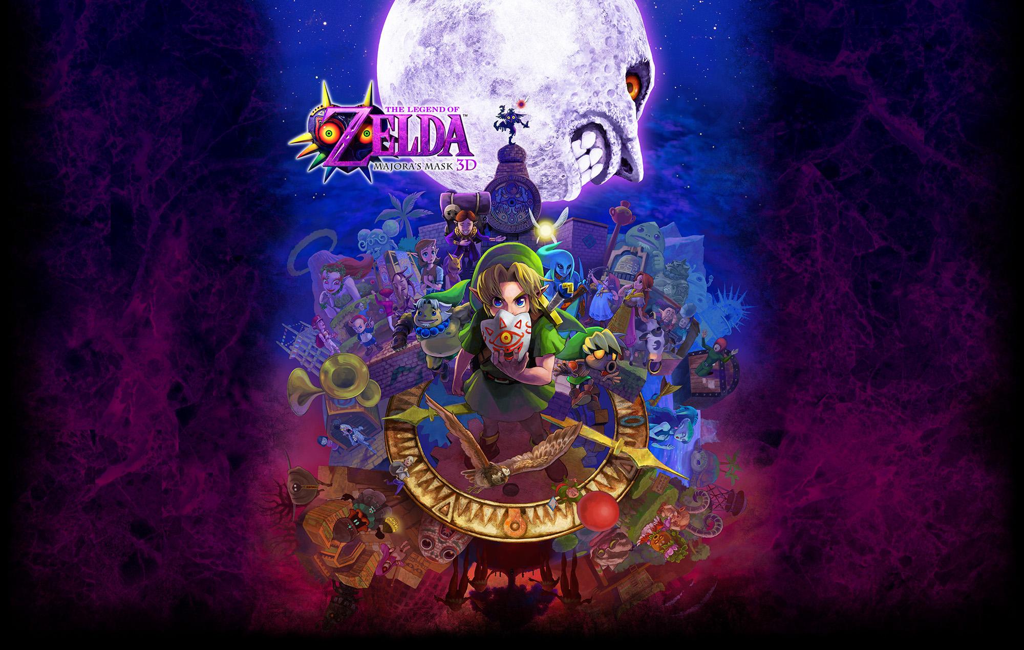 Free Download Of Zelda Majora S Mask 3d Seite Dieses Tolle