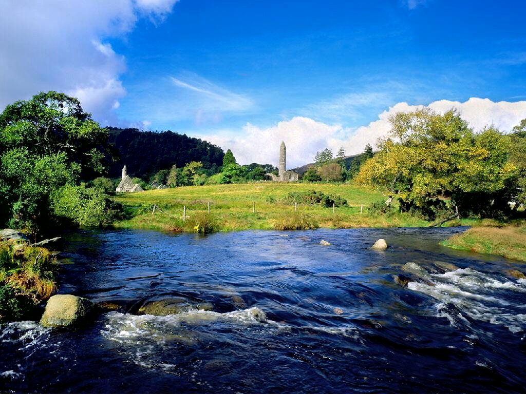 Image gallery ireland scenery - Beautiful panoramic view house to take full advantage of the scenery ...