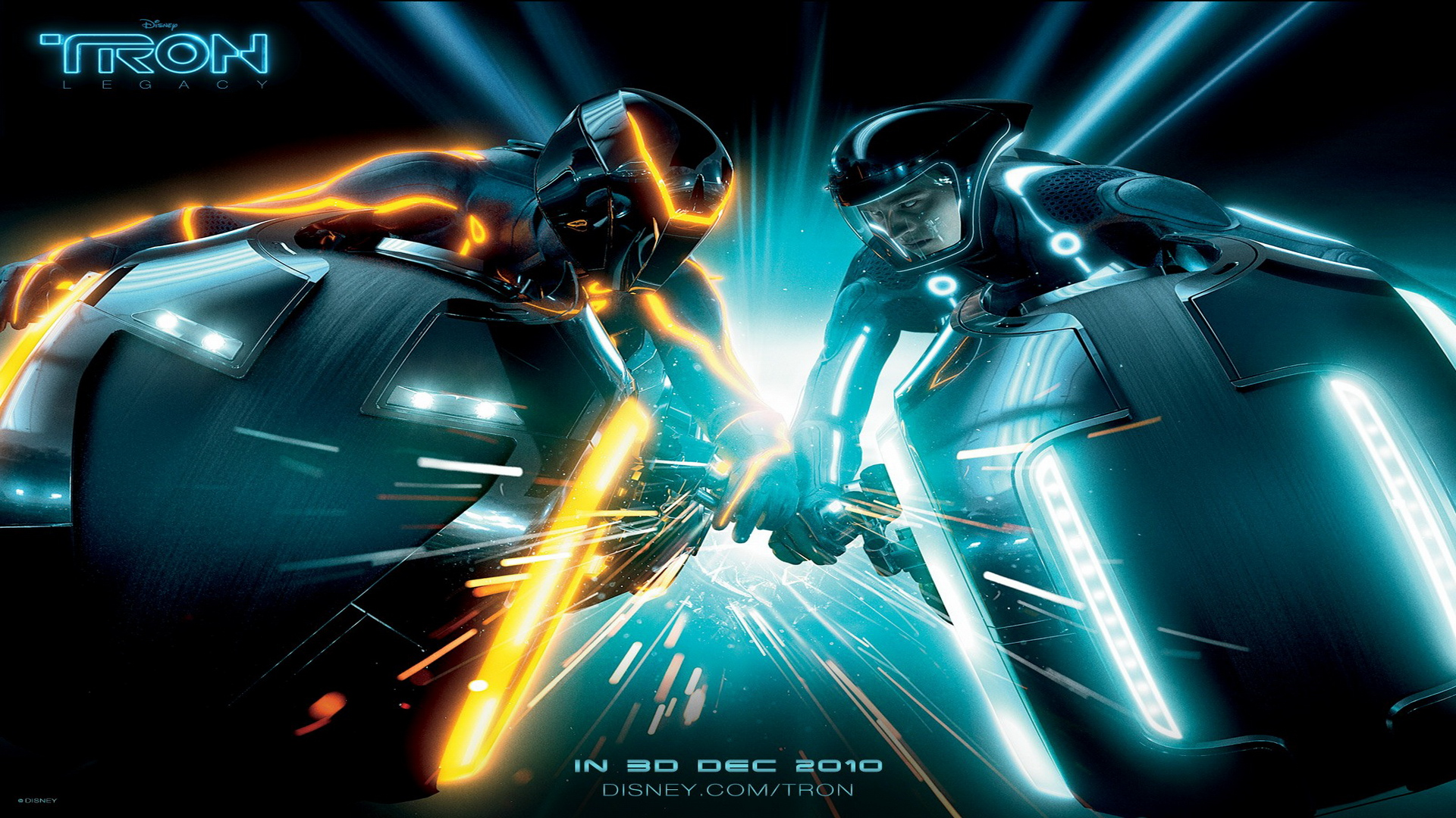 Wallpaper 3d Bike Tron Legacy Download: Tron HD Wallpapers 1080p