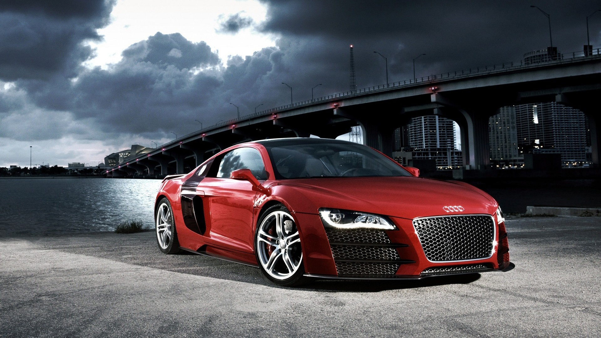 Audi R8 TDI Le Mans Concept HD Wallpapers 1080p Cars   WallpaperAsk 1920x1080