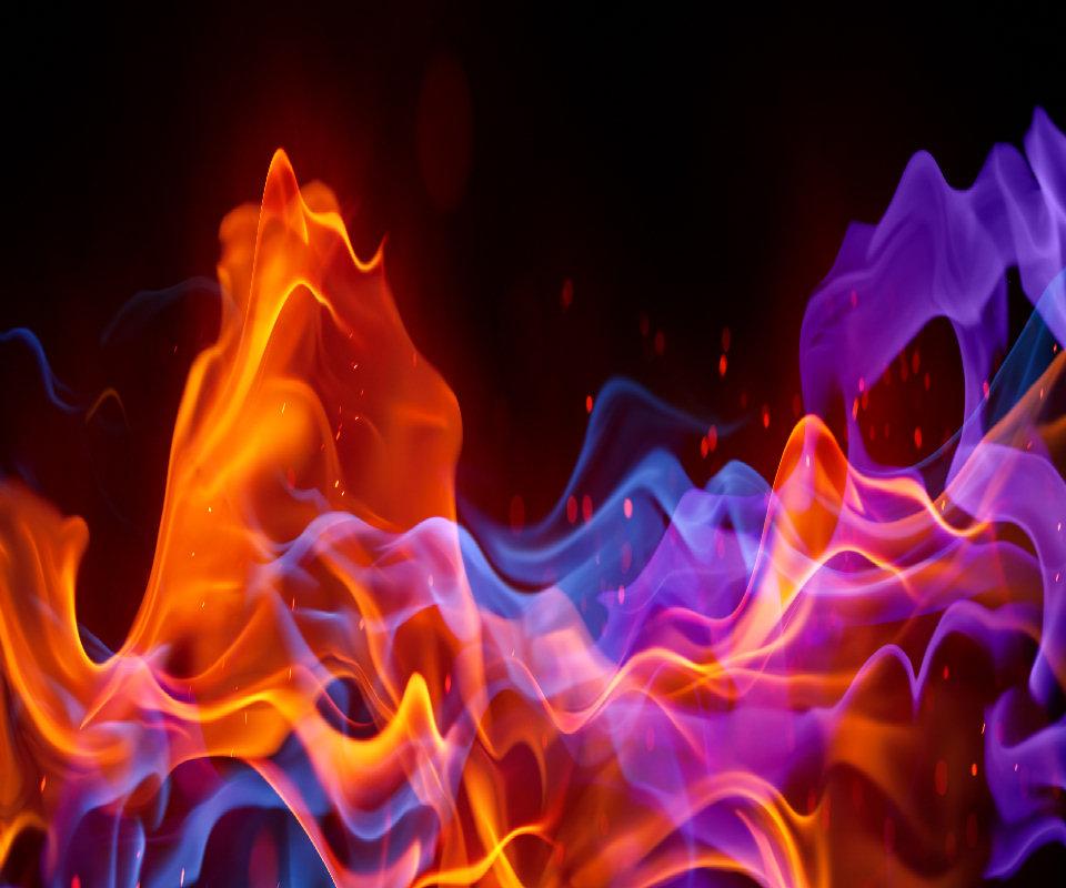яркое пламя картинки качественную