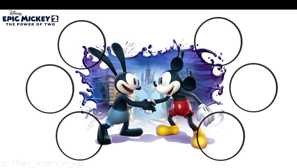 Free download Epic Mickey 2 Wallpaper PS Vita Wallpapers PS