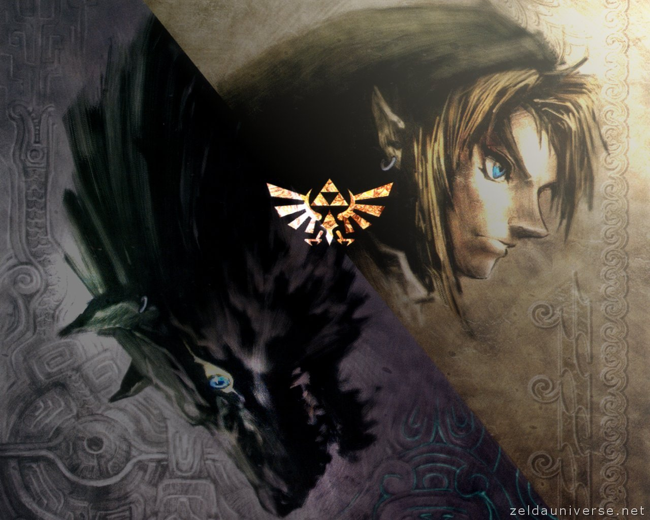 Cosas Random The Legend of Zelda Twilight Princess 1280x1024