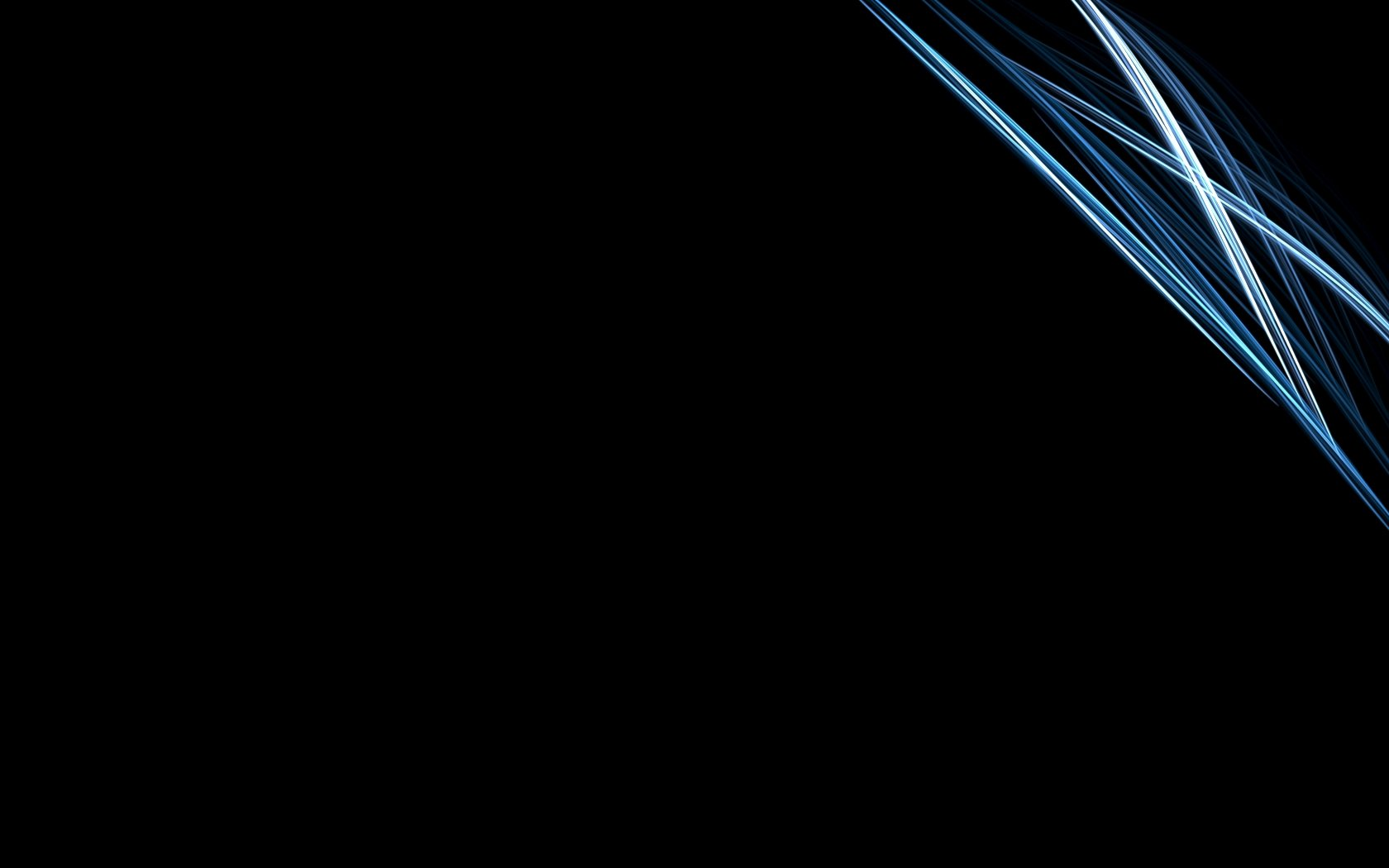 Black Blue Abstract Wallpaper 2026 Hd Wallpapers in Abstract 1680x1050