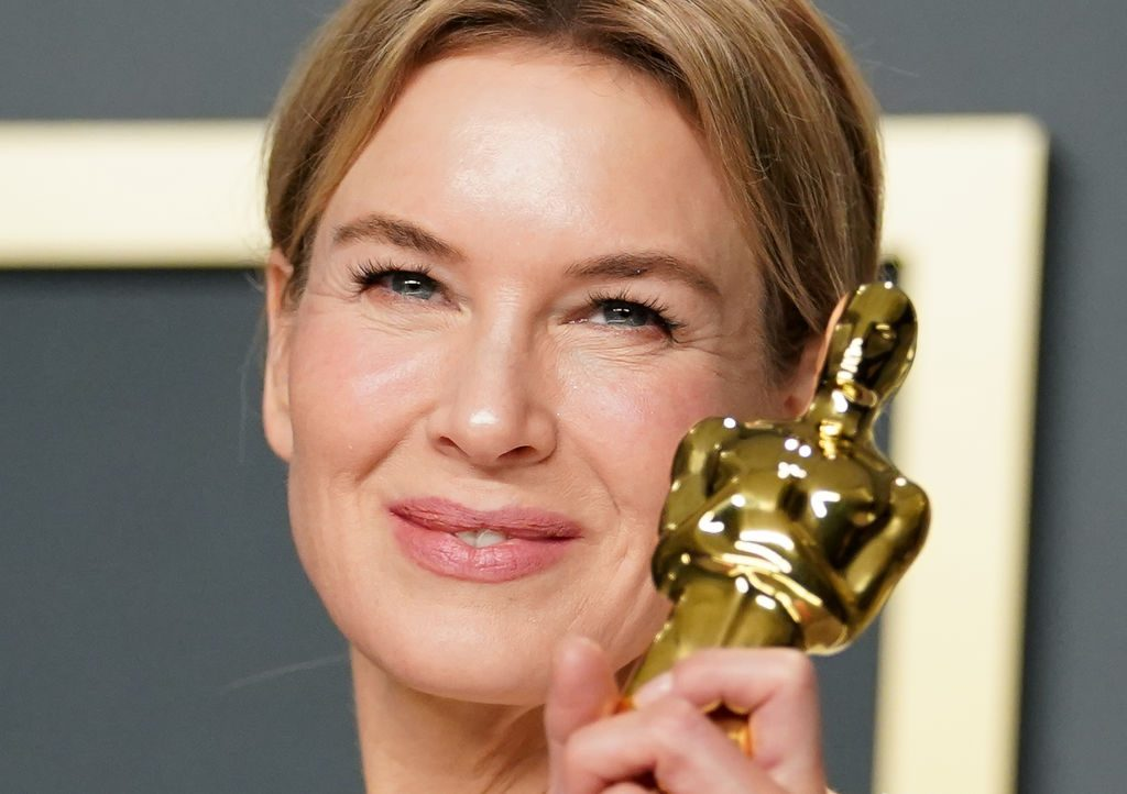 Has Rene Zellweger Ever Won an Oscar Before She Explains How 1024x722