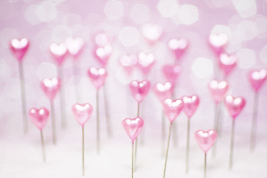 Pretty Pink Hearts Wallpaper on this Pink Wallpaper Backgrounds 900x600