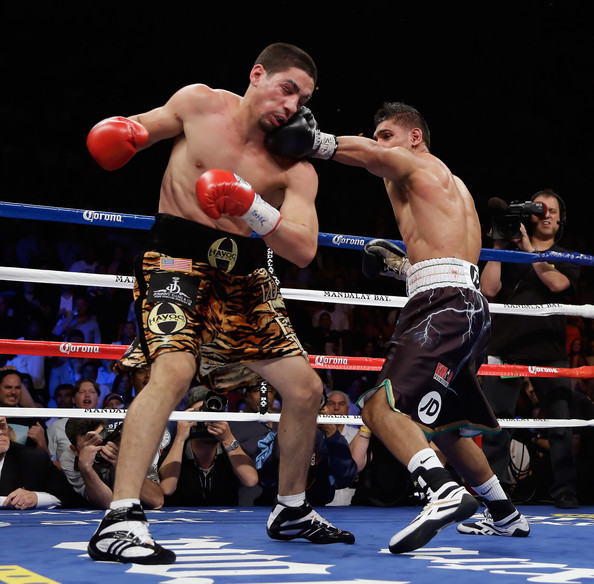 Video Amir Khan Vs Danny Garcia Full Fight Video Wbc 594x584