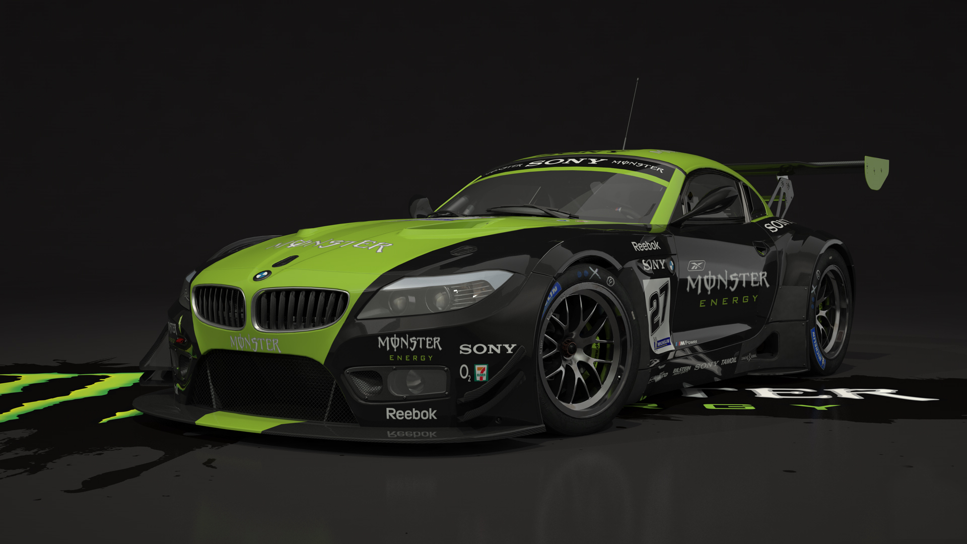 bmw z4 gt3 wallpapers - photo #3