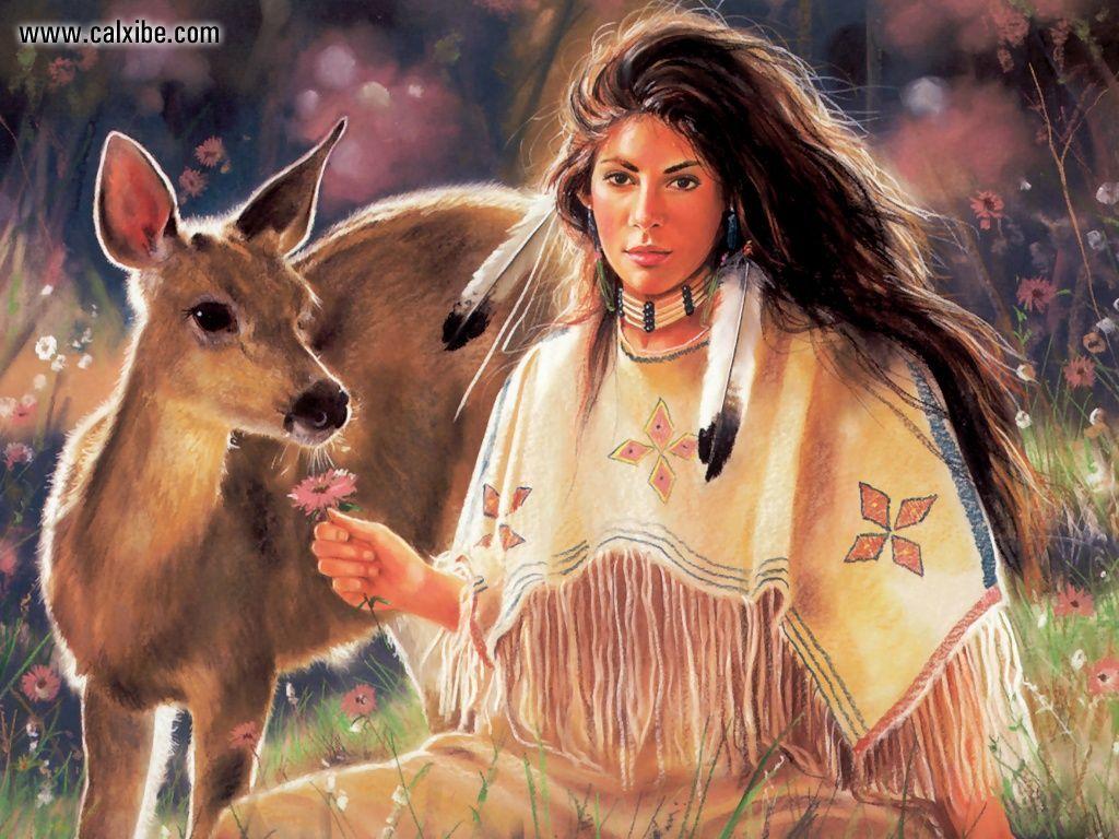Native American people 1024x768