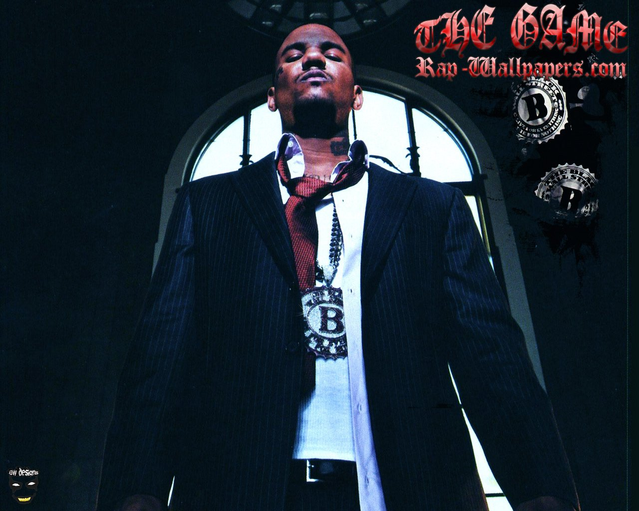 The Game   The Game Rapper Wallpaper 3619049 1280x1024