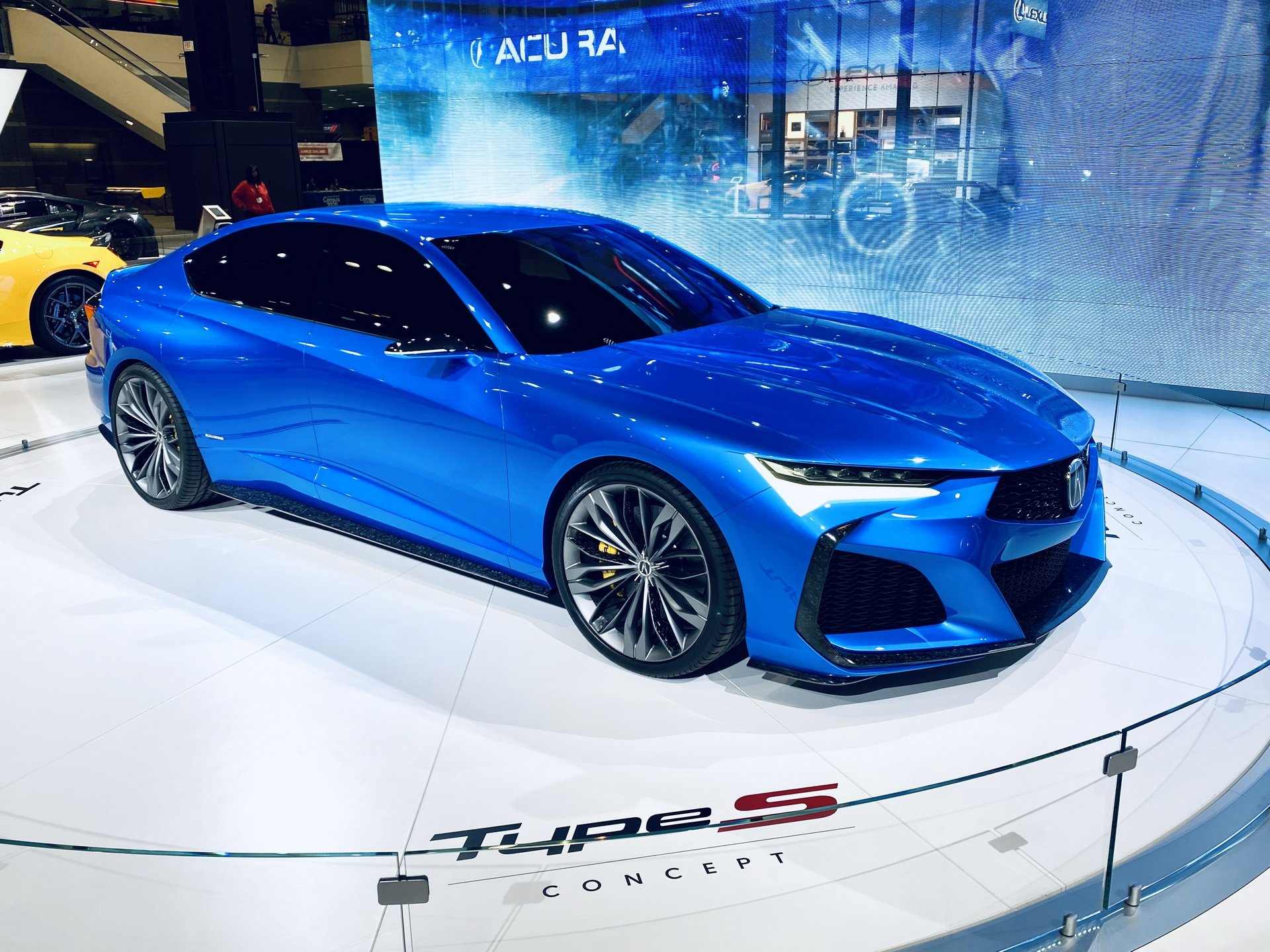 Acuras Type S Concept Is Proof That Fastbacks Are The Future 1920x1440