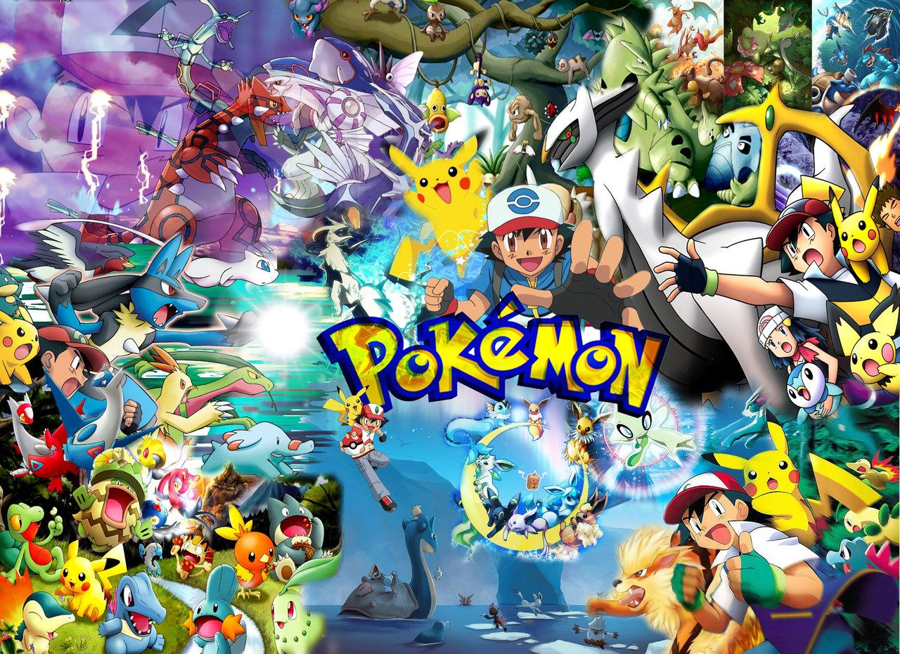 Pokemon Wallpaper Gotta Catch em All by K u r o m i z u on 1280x931