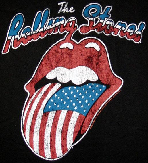 Rolling Stones Zunge Logo Kunstdruck Online Im Shop Von 1art1 Picture 515x567
