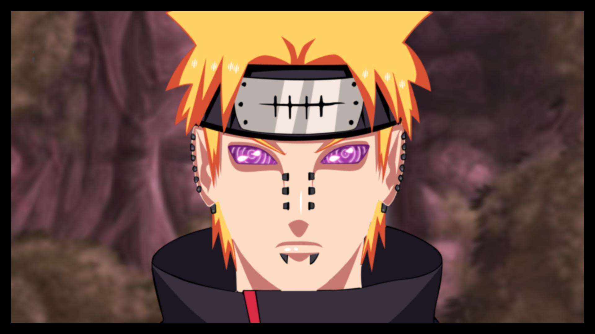 Naruto Pain Wallpaper - WallpaperSafari