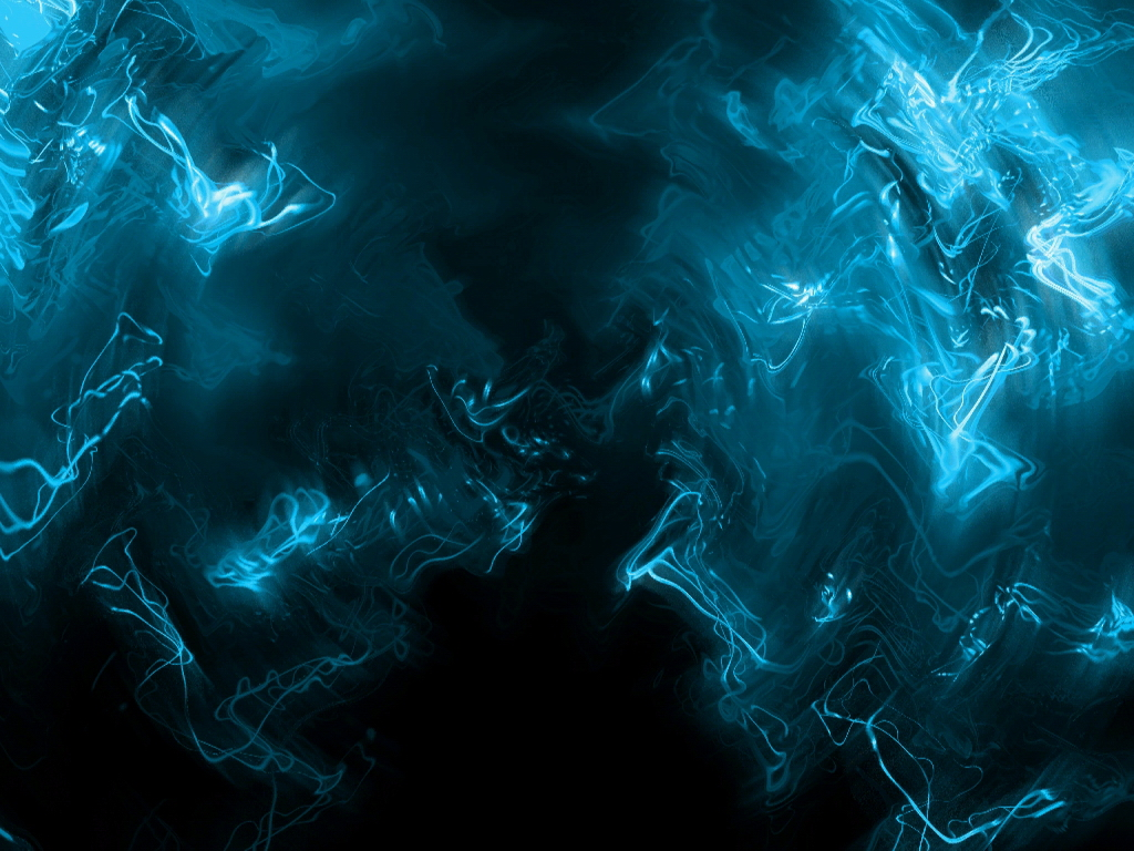 Blue flame Wallpapers Wallpaper Abstract Blue flame 1024x768