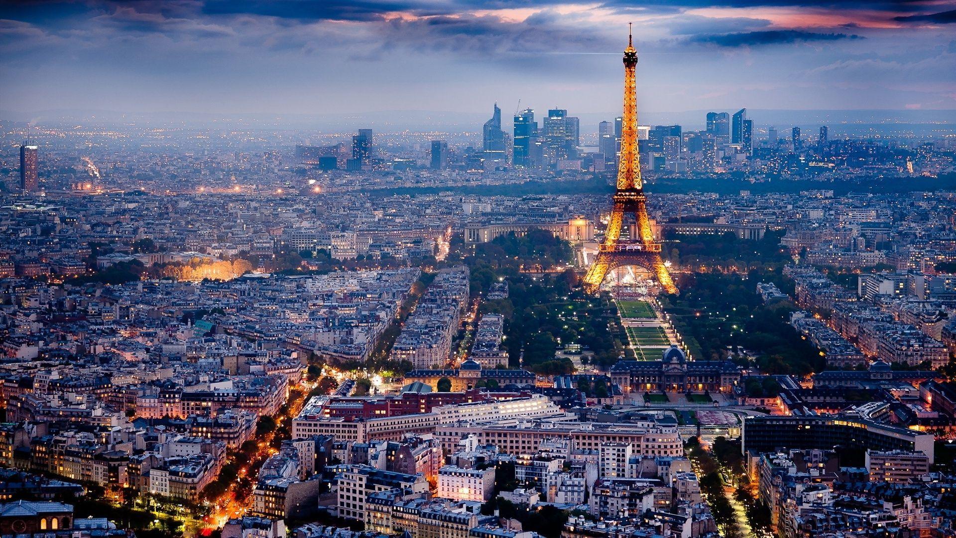 Paris City Wallpapers   Top Paris City Backgrounds 1920x1080