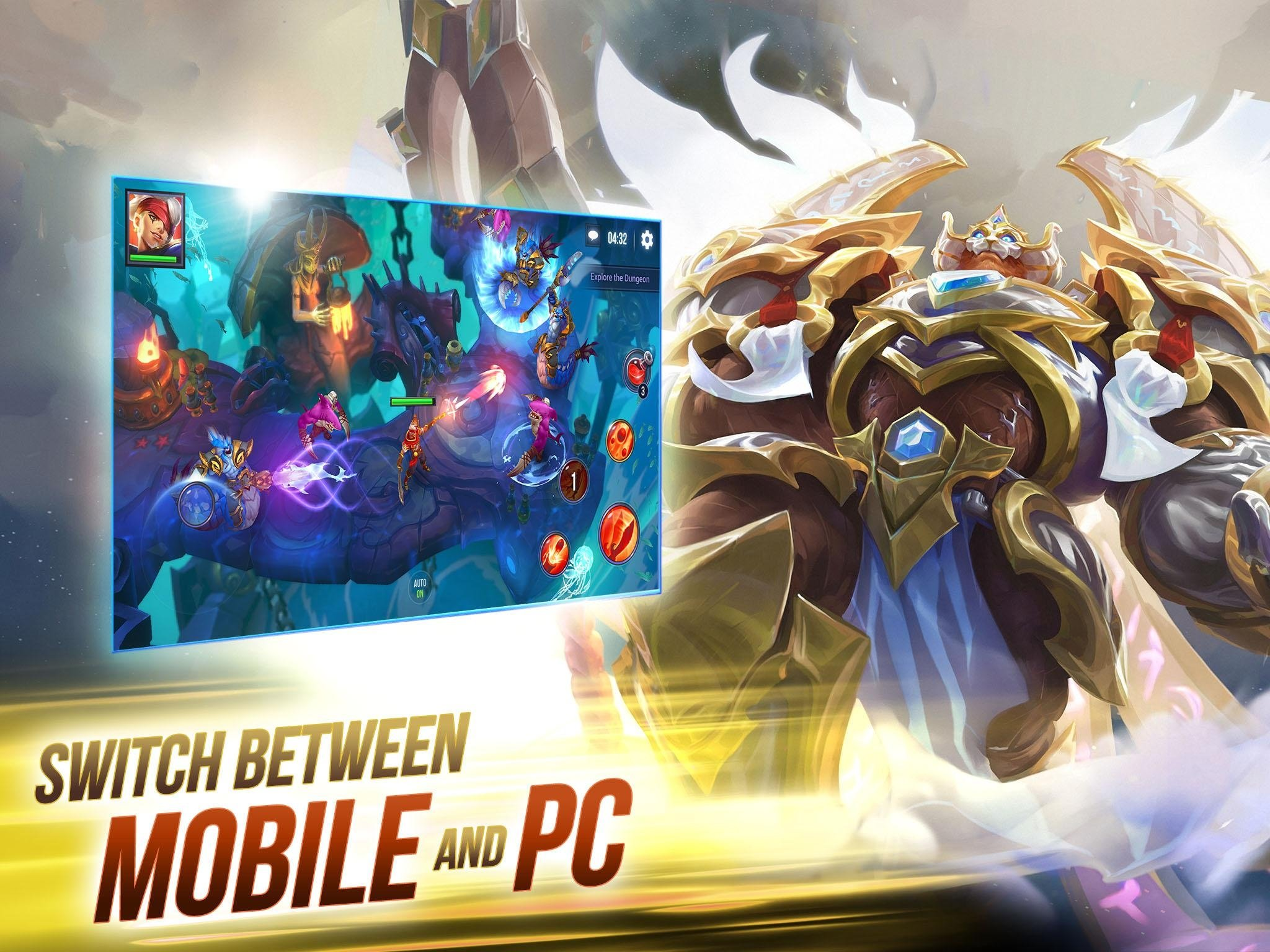 Dungeon Hunter Champions Epic Online Action RPG 1539 APK 2048x1536