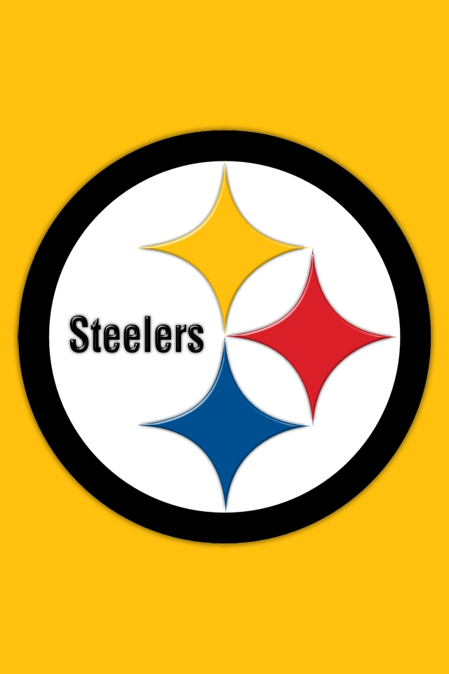 Pittsburgh Steelers HD Wallpaper for iphone 4iphone 4S 640x960