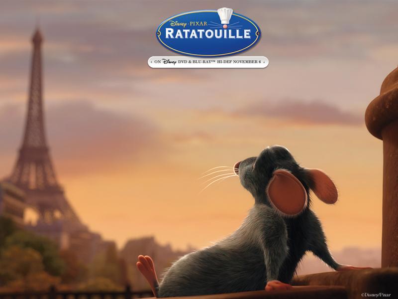 Ratatouille Wallpaper