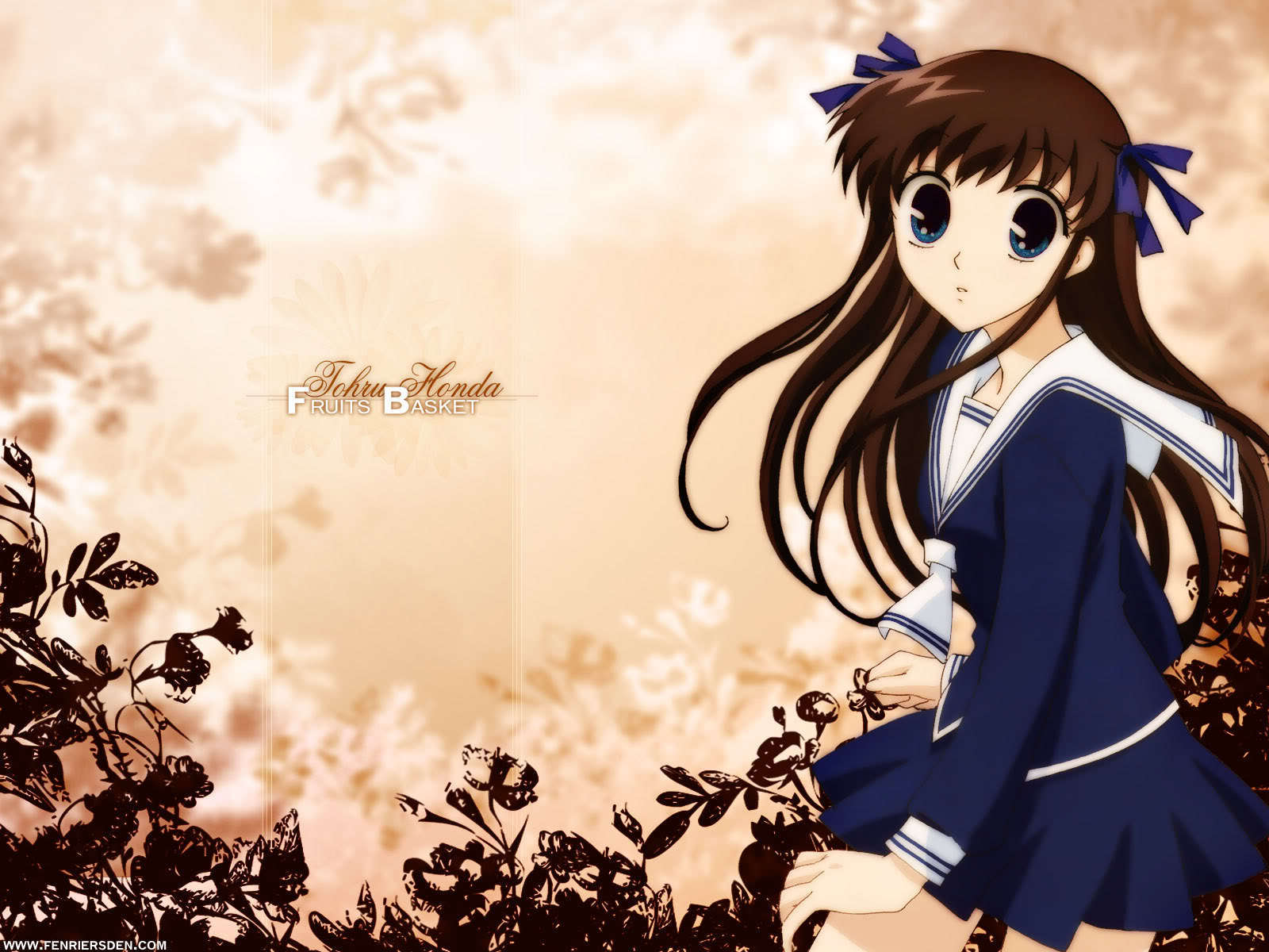 Fruits Basket Wallpaper   Fruits Basket Wallpaper 1600x1200