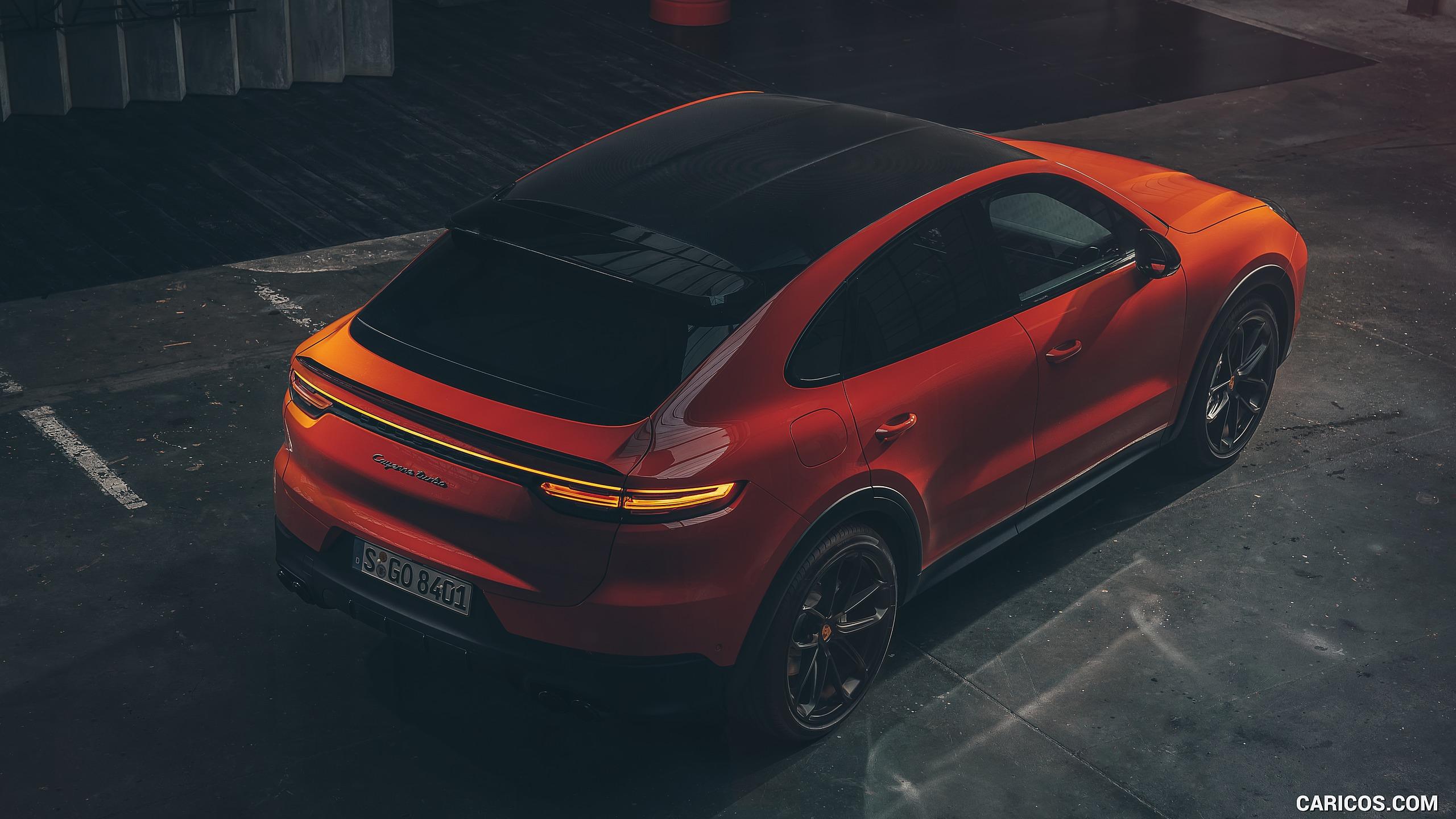 2020 Porsche Cayenne Coupe   Top HD Wallpaper 23 2560x1440