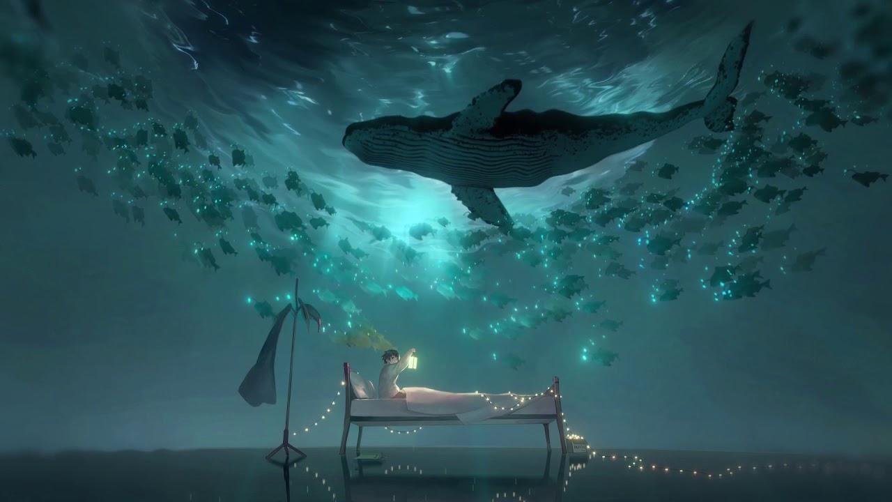 Dream Whale Live Wallpaper Xanh Share 1280x720