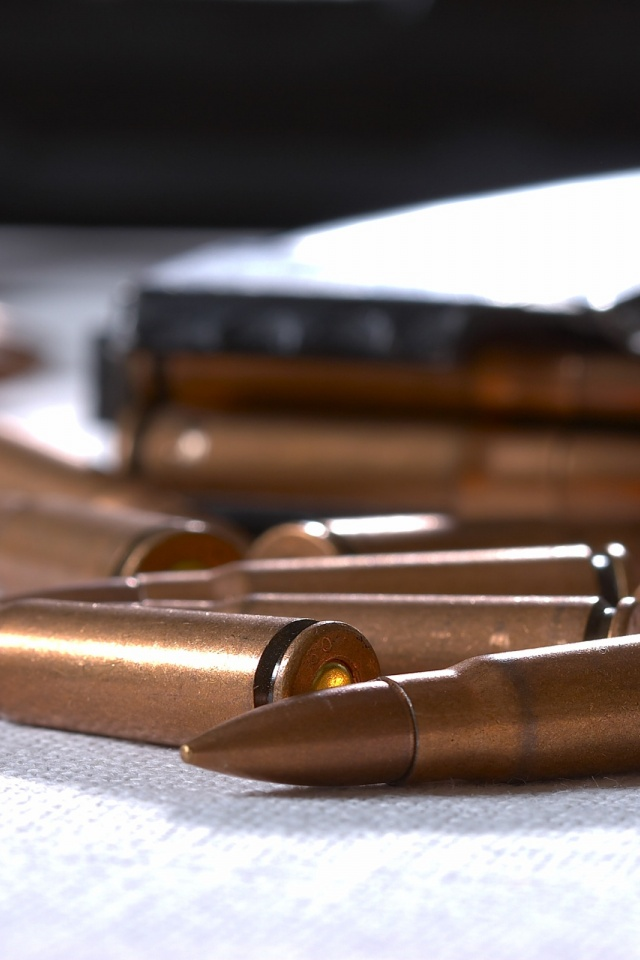 Ak 47 ammo iPhone 4s Wallpaper Download iPhone Wallpapers iPad 640x960