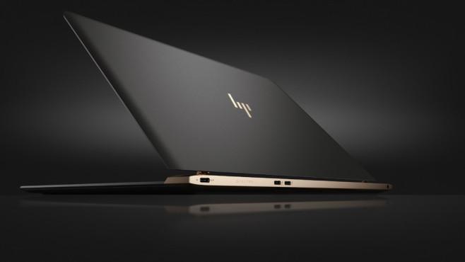 Notebook HP Spectre 13 Hewlett Packard 658x370
