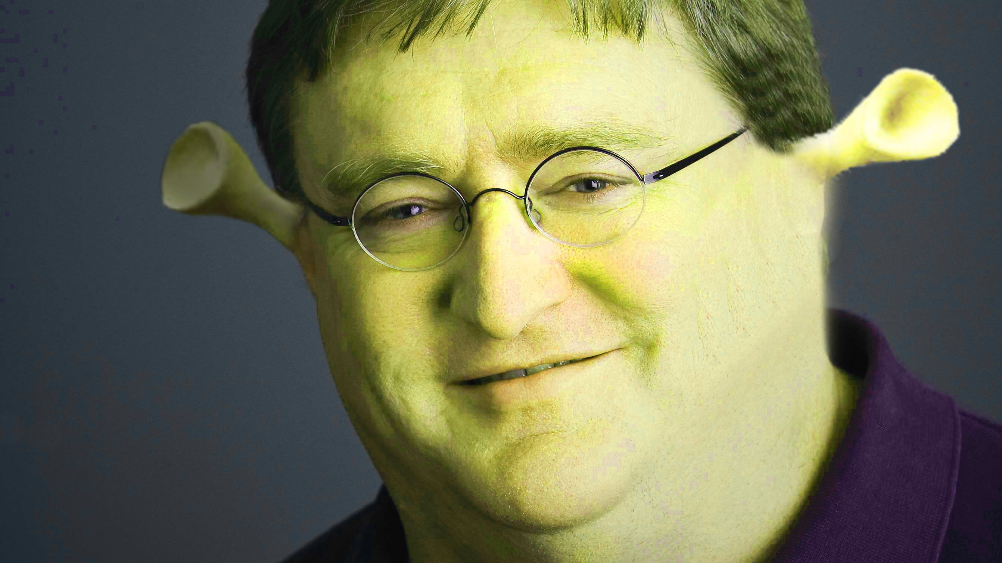 TIL Gaben is related to Shrek and Dank Memes iimgurcom 3328x1872